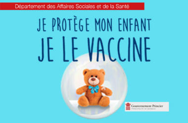 Illustration vaccination enfant